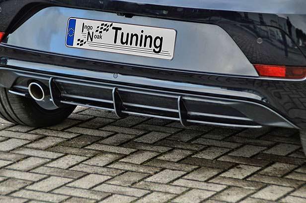 Диффузор для Volkswagen Up! GTI. Тюнинг Ingo Noak
