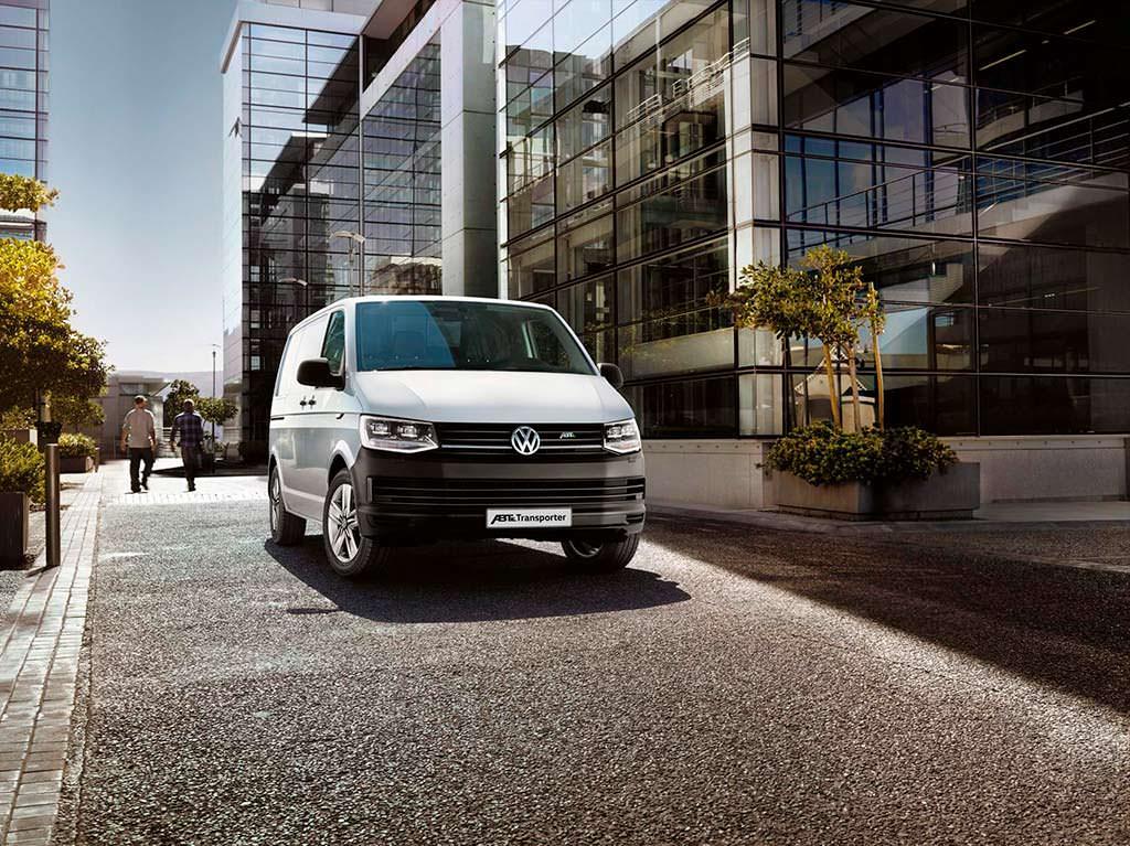 Электромобиль Volkswagen e-Transporter от ABT Sportsline