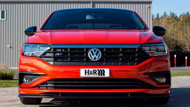 2018 Volkswagen H & R Special Springs Jetta R-Line