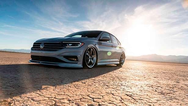 Volkswagen Jetta S. Тюнинг Джейми Орра для SEMA 2018