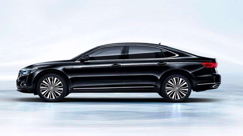 Китайский Volkswagen Passat нового поколения