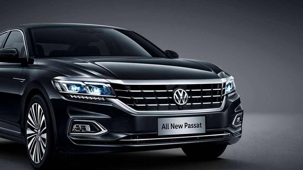Китайский Volkswagen Passat. Дизайн Arteon
