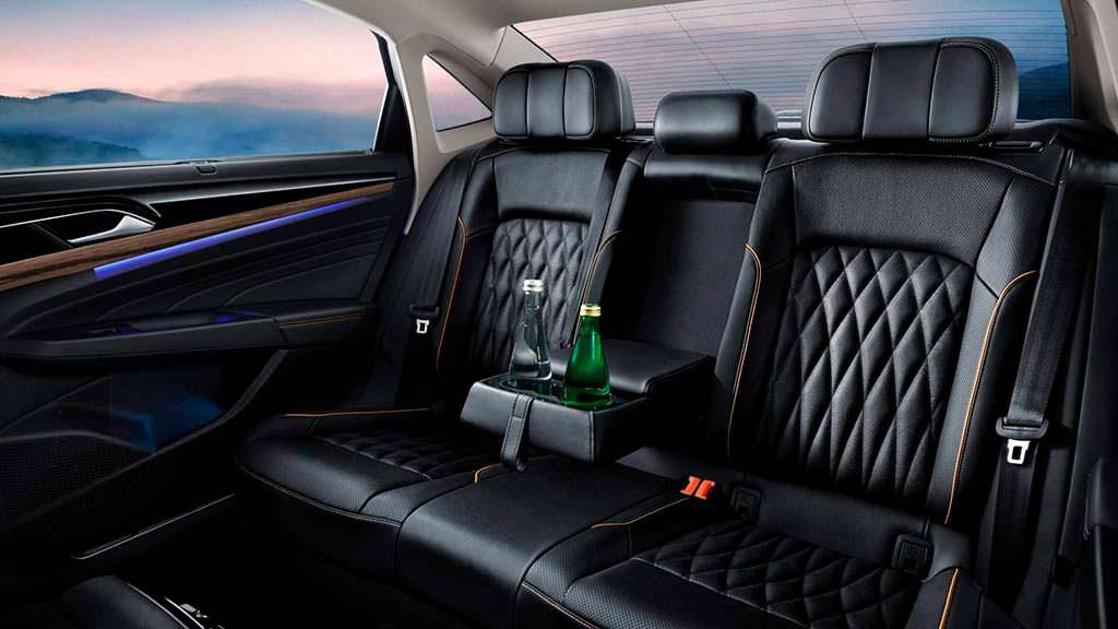 Задний диван Volkswagen Passat для Китая