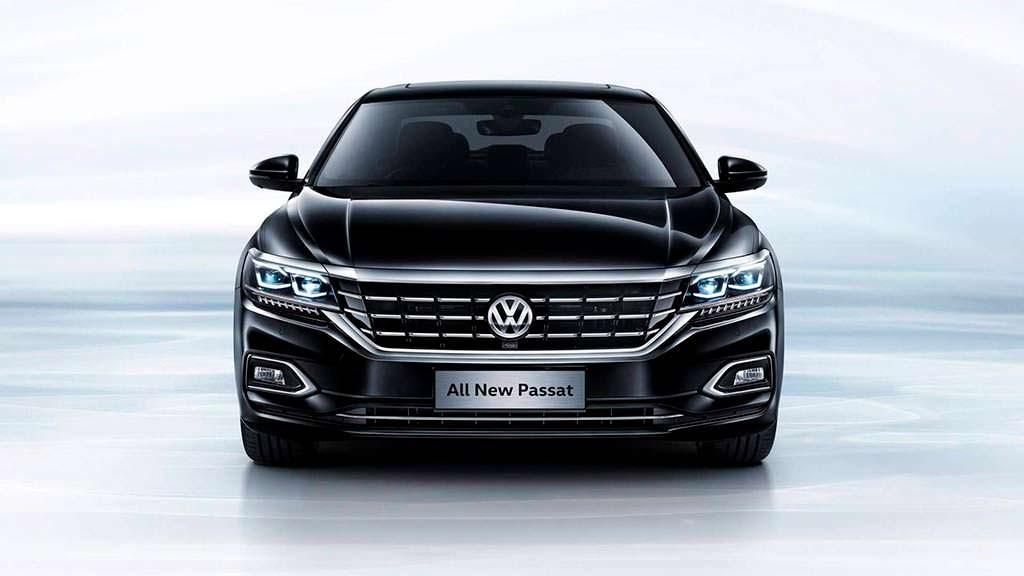 2019 Volkswagen Passat для Китая