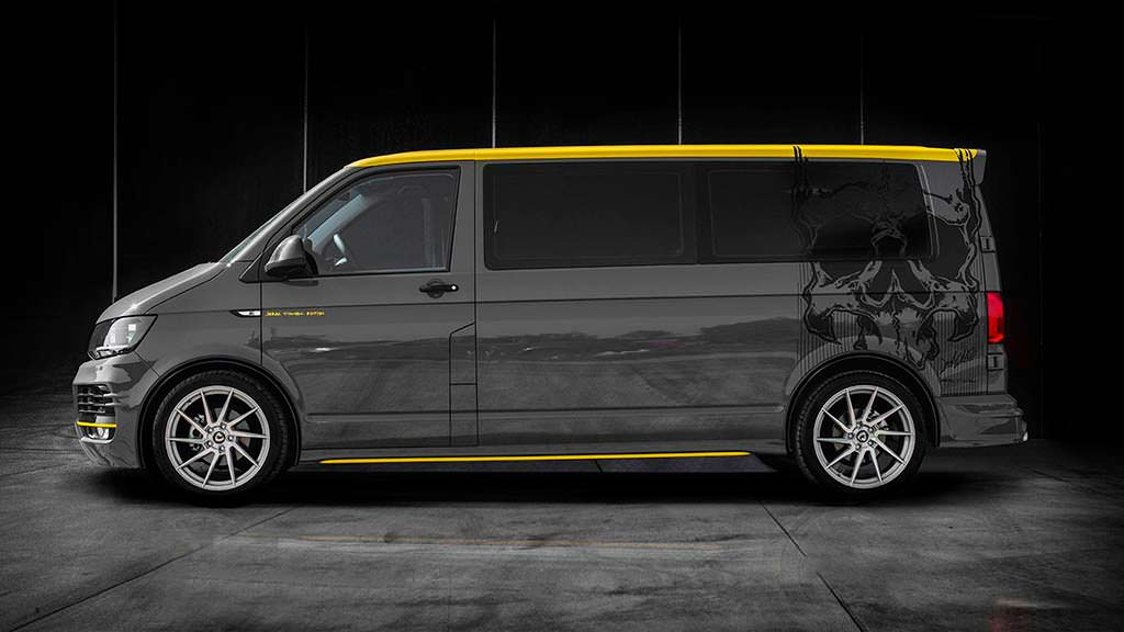 Тюнинг Volkswagen T6 Jeral Tidwell Limited Edition