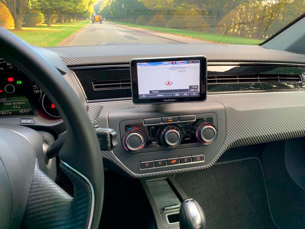 Фото салона Volkswagen XL1