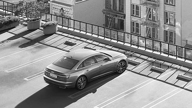 Длиннобазная Audi A6L для китайского рынка