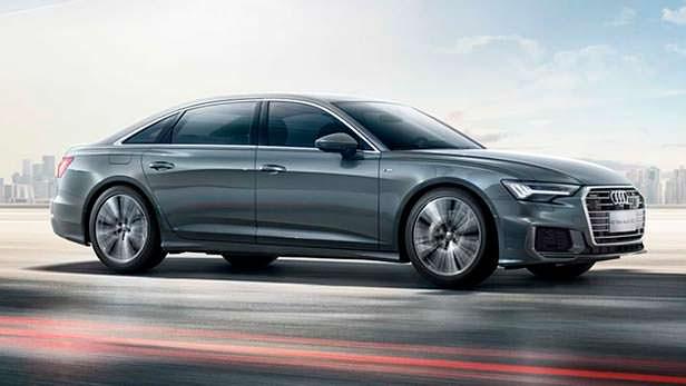 Китайская Audi A6L с длинной колесной базой