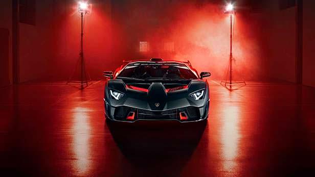 Единственный Lamborghini SC18 2018 года