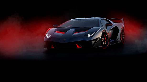Новый Lamborghini SC18 от подразделения Squadra Corse