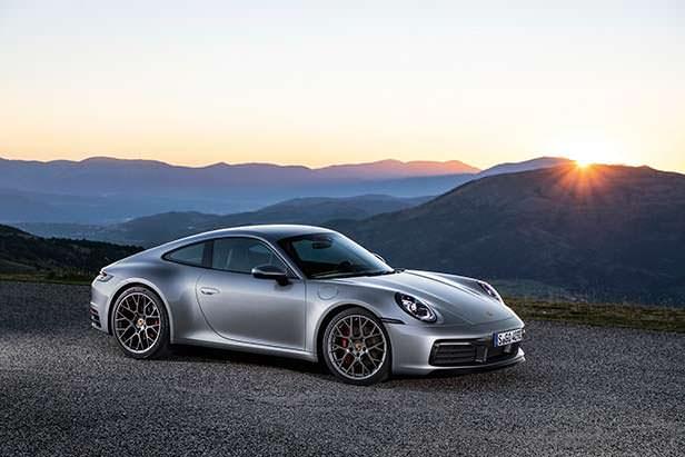 Новое поколение Porsche 911. Модельный год 2020