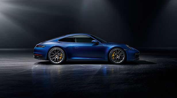 Porsche 911. Модельный год 2020