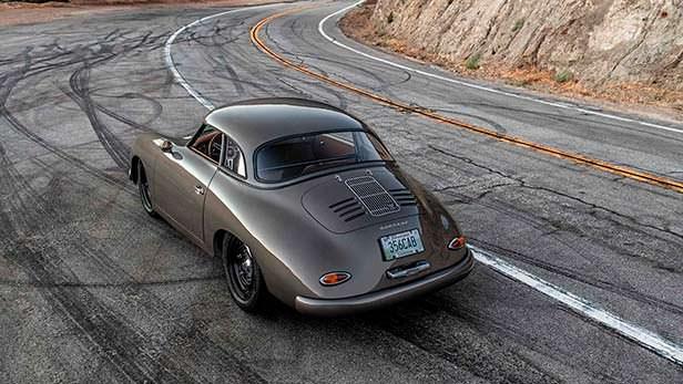 Рестомод Porsche 356B Cabriolet 1960 года выпуска