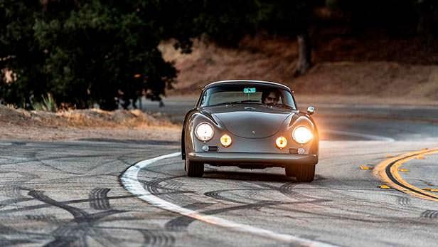 Рестомодинг Porsche 356B Cabriolet 1960 года выпуска