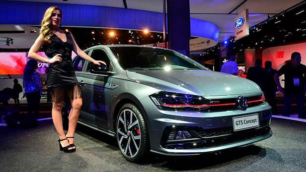 Volkswagen GTS Concept
