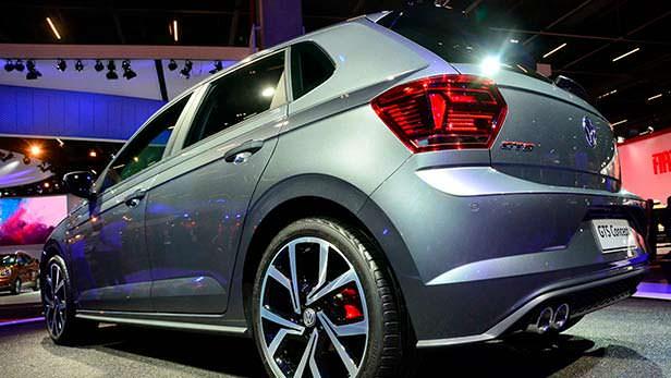 Хэтчбек Volkswagen GTS Concept 2018