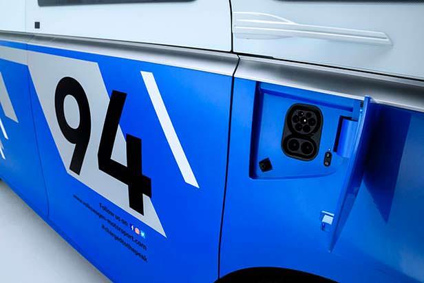 Volkswagen I.D. Buzz Cargo: зарядка до 80% за 30 минут