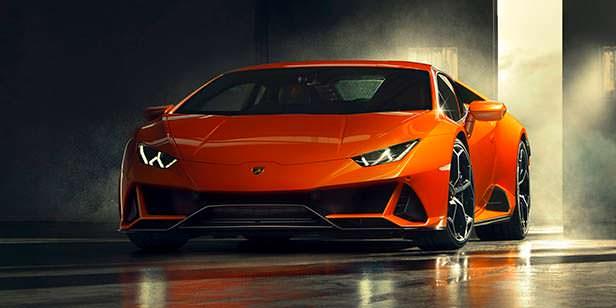 Суперкар Lamborghini Huracan EVO