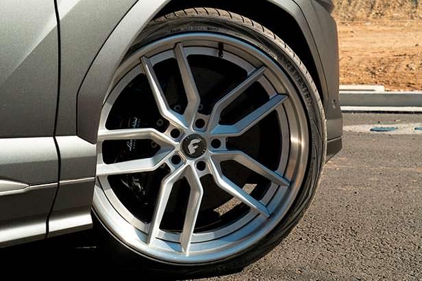24-дюймовые колесные диски Forgiato TEC 3.9s
