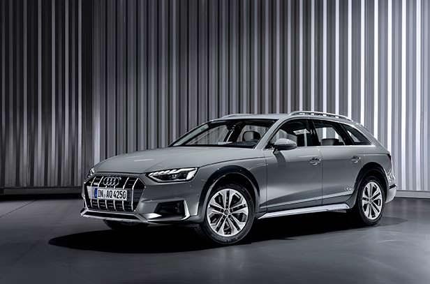 Вседорожный универсал Audi A4 allroad 2020
