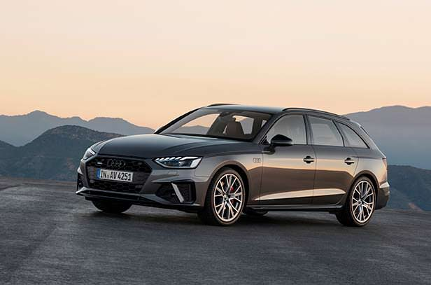 Новый универсал Audi A4 Avant