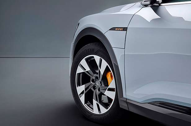 Колеса Audi e-tron 50 quattro