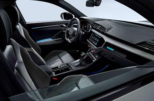 Салон Audi Q3 Sportback
