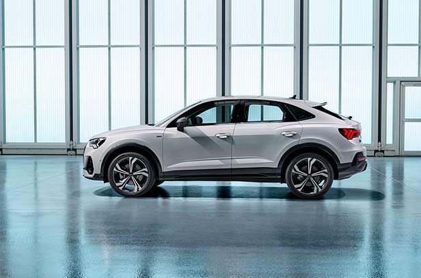 Новая Audi Q3 Sportback