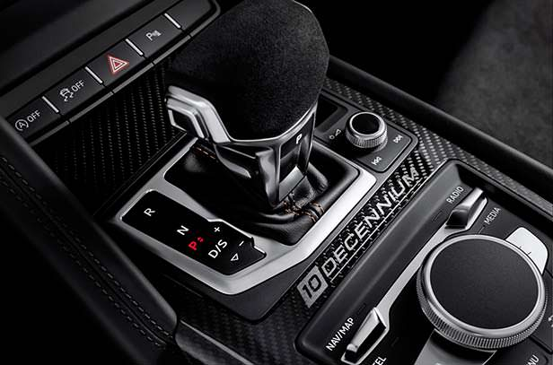 Рычаг КПП Audi R8 Decennium