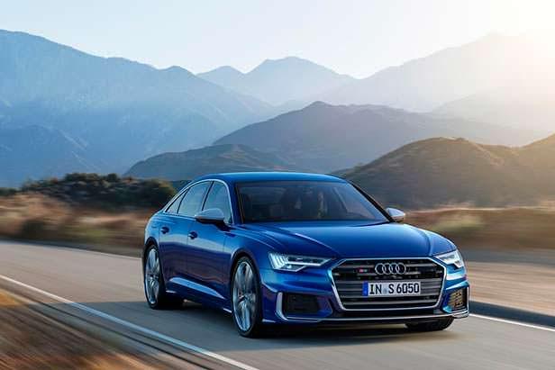 Новая Audi S6 дизель 2020 года