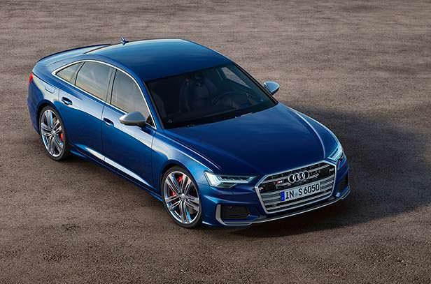 Audi S6 дизель 2020