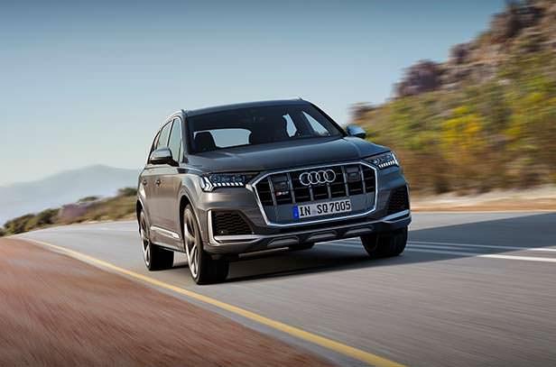 Обновление Audi SQ7 2020 года