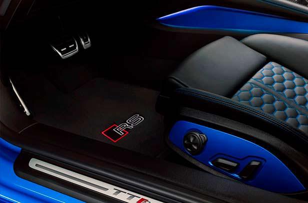 Напольные коврики Audi TT RS 2020