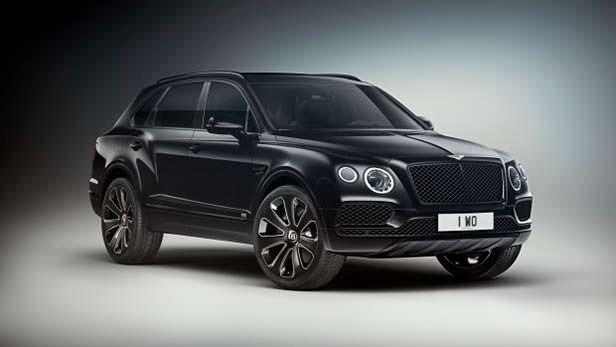 Особый Bentley Bentayga V8 Design