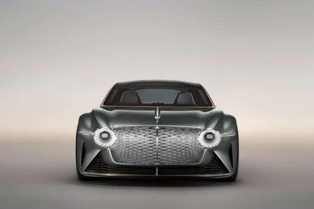 Супер-концепт Bentley EXP 100 GT
