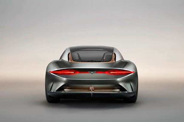 Электро-концепт Bentley EXP 100 GT