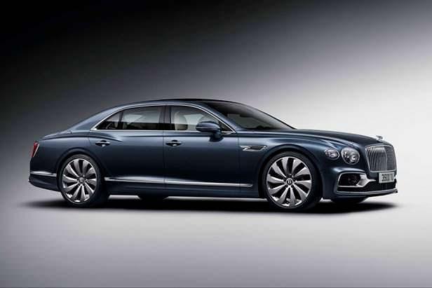 Новый лимузин Bentley Flying Spur 2020
