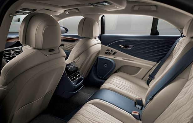Задние сиденья Bentley Flying Spur 2020