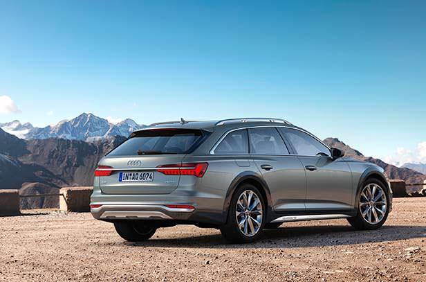 Новинка Audi A6 allroad 2020 года