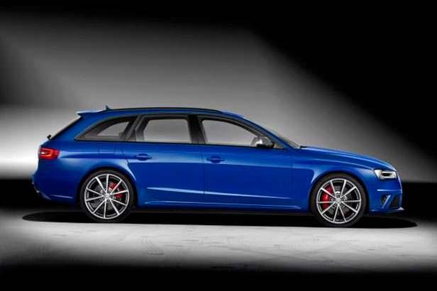 «Заряженный» универсал Audi RS4 Nogaro