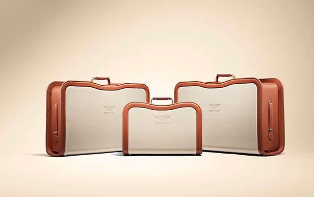 Дорожные сумки Bentley