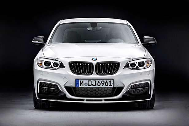 Перед BMW 2 M Performance