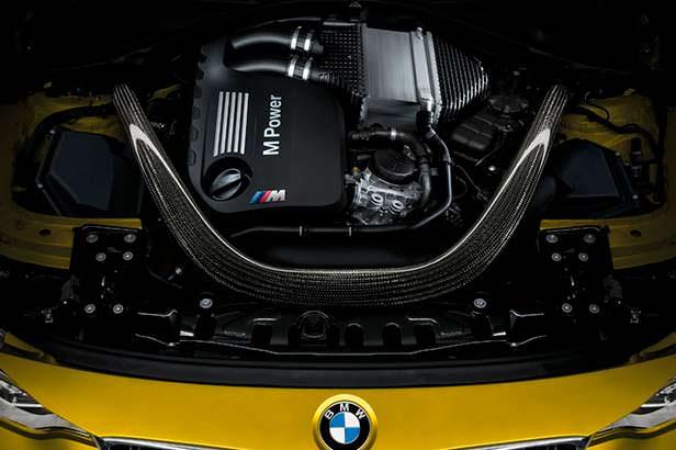 Двигатель BMW M4 F82