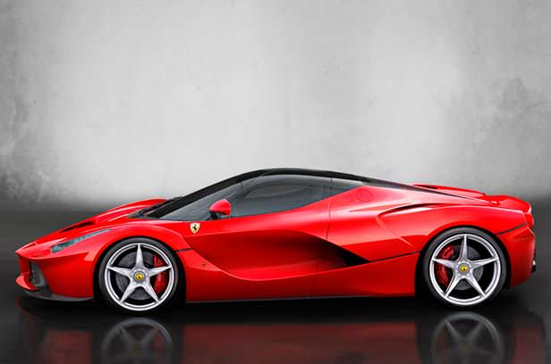 Купить Ferrari LaFerrari можно если у вас уже есть 5 Ferrari