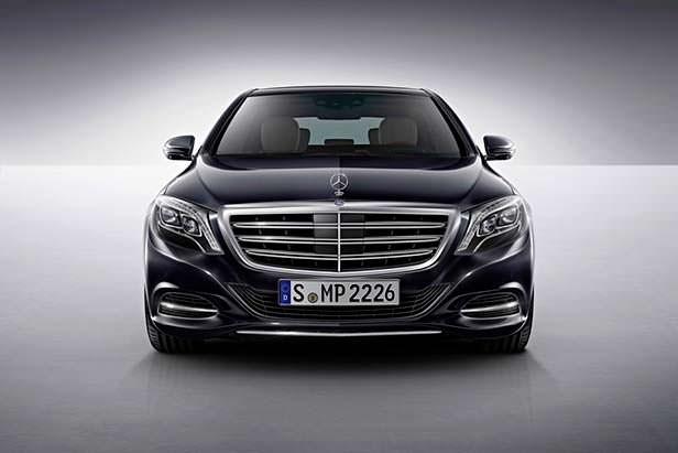 Mercedes-Benz S600 W222. 2014 - наше время