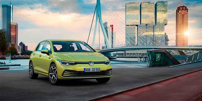 Volkswagen Golf восьмого поколения официально | фото, видео