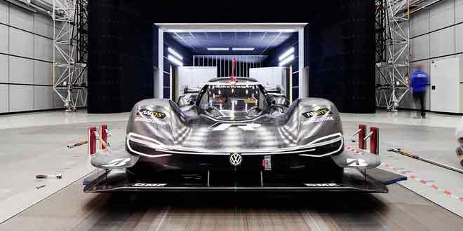 Volkswagen ID. R подготовили для рекорда Нюрбургринга | фото