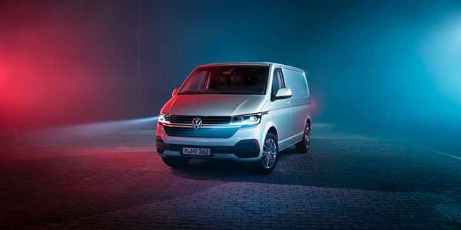 Новый Volkswagen Transporter T6.1