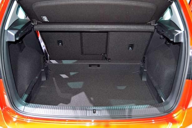 Багажник VW Golf Sportsvan