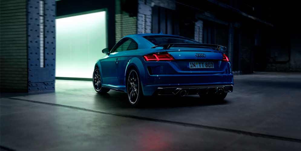 Audi TT 45 TFSI добавили пакет S Line Competition Plus | фото